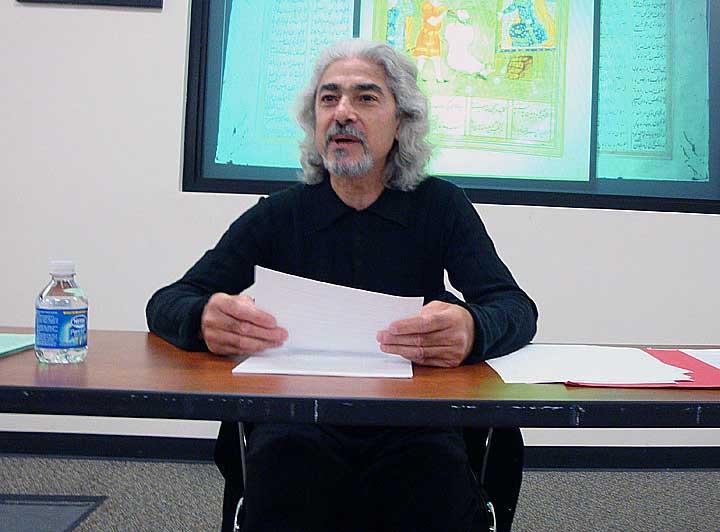 Ferdowsi-conference_UT-Austin_4-27-2009
